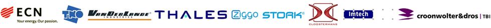 ECN, TNO, VanDerLande, Thales, Ziggo, Stork, Cloostermans, Imtech, CroonWolter&Dros | TBI